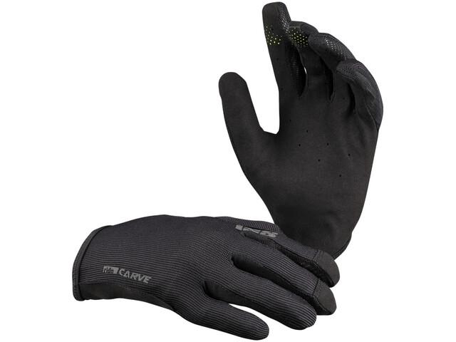 IXS Carve Gloves Black